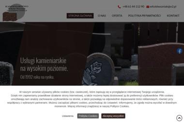 Kamieniarstwo Woźniak - Zakład Kamieniarski Jastrzębsko Stare
