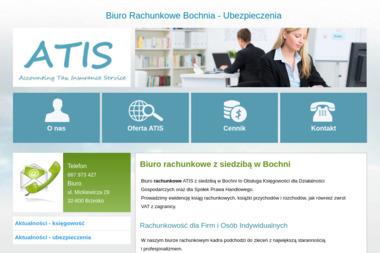 ATIS Spółka z Ograniczoną Odpowiedzialnością - Biuro rachunkowe Bochnia