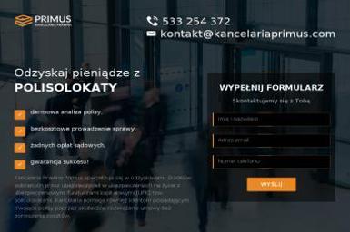 Kancelaria Prawna Primus - Usługi Prawne Wrocław