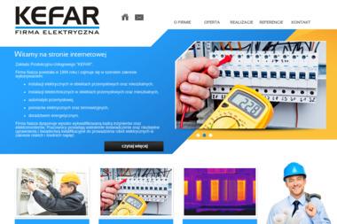 KEFAR Zakład Produkcyjno-Usługowy - Agencja marketingowa Szamotuły