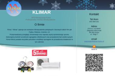 P.P.H.U. KLIMAR - Klimatyzacja Kutno