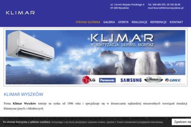 KLIMAR - Klimatyzacja Wyszków