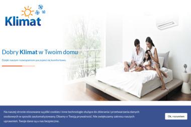 KLIMAT - Klimatyzacja, Wentylacja - Klimatyzacja Jastrzębie-Zdrój