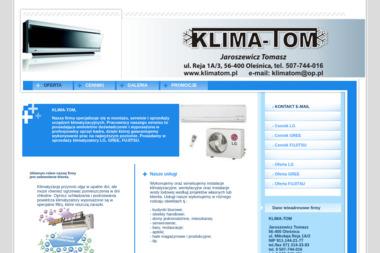 KLIMA-TOM - Klimatyzacja Oleśnica