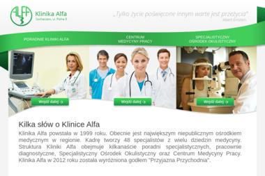 Klinika Alfa - Dietetyk Sochaczew