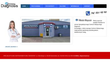 Specjalistyczne Centrum Medyczne Diagnosis - Psycholog Dzierżoniów