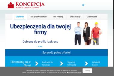 Agencja Ubezpieczeniowa Koncepcja sp. z o.o. - Ubezpieczenia na życie Tychy