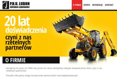 P.H.U. Lubon - Odśnieżanie Dachu Pabianice