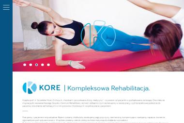 Gabinet Rehabilitacyjny Kore - Fizjoterapeuta Kraków