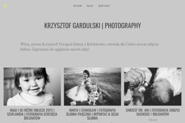 Krzysztof Gardulski PHOTOGRAPHY - Sesje zdjęciowe Bełchatów