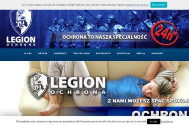 LEGION - Agencja ochrony Andrychów