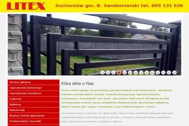 LITEX - Siatka ogrodzeniowa Suchorzów