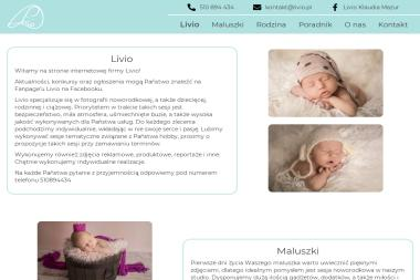 Livio Klaudia Mazur - Fotografowanie 艁aziska Górne