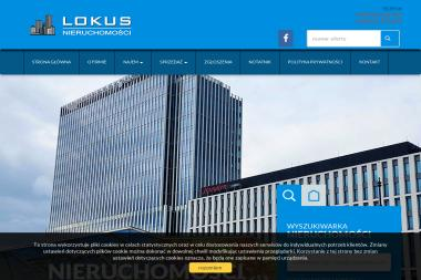 LOKUS NIERUCHOMOŚCI - Agencja nieruchomości Łódź