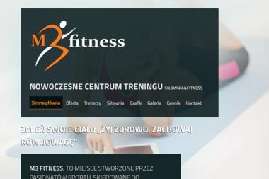 M3 Fitness - Trening Personalny Otwock