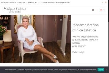 Gabinet Kosmetyczny Madame Katrina - Pedicure Leczniczy Kraków