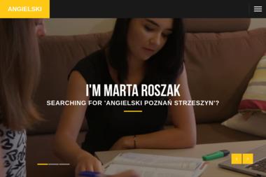 Malinga Szkoła Językowa Marta Roszak - Kursy Języków Obcych Kostrzyn