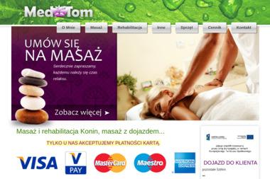 Med-Tom - Masaż Konin