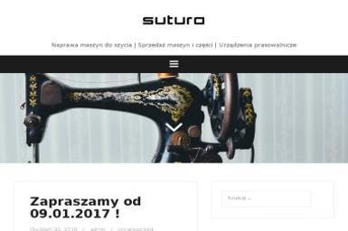 SUTURA - Dla przemysłu odzieżowego Leszno