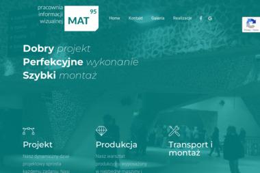 Mat 95 S.C. Katarzyna Zawadzka Tomasz Zawadzki - Firma Marketingowa Sopot