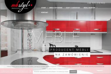 MB Styl Meble Kuchnie Szafy na wymiar - Meble na wymiar Gorzów Wielkopolski