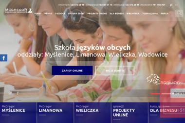 McGregor Language Schools - Kurs francuskiego Limanowa