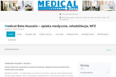 Medical Beta - Alergolog Koszalin