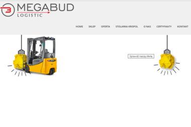 MEGA-BUD Jacek Bartold - Wynajem wózków widłowych Płock
