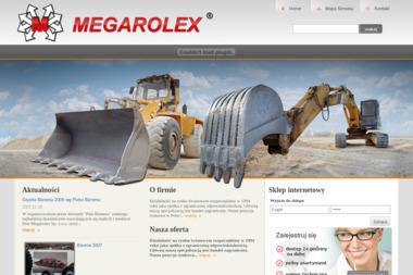 Megarolex Sp. z o.o. - Sprzedaż Maszyn Budowlanych Jasionka