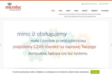 Microluc - Serwis komputerowy Katowice