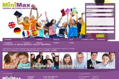 MiniMax - Język Angielski Tarczyn