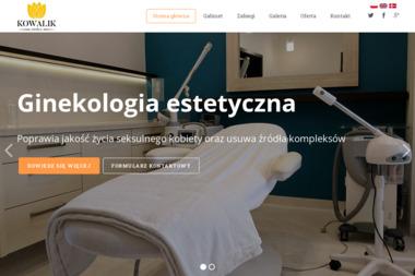 Gabinet ginekologii i medycyny estetycznej - Marek Kowalik - Ginekolog Lubliniec