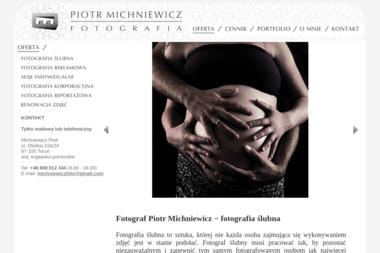 Piotr Michniewicz Fotografia - Sesje zdjęciowe Toruń