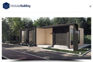 Modular Building - Wynajem Szalunków Kraków