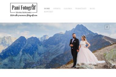 Pani Fotograf Monika Buńkowska - Sesje zdjęciowe Bydgoszcz
