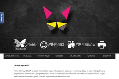 Monmay DESIGN Kreacja i Wytwórnia Reklamy - Fotograf Koło