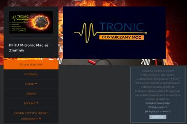 PPHU M-tronic - Serwis RTV Lubin