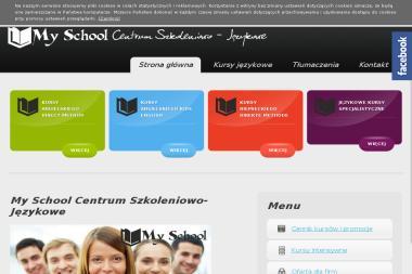 My School Centrum Szkoleniowo-Językowe - Kursy Języków Obcych Włocławek