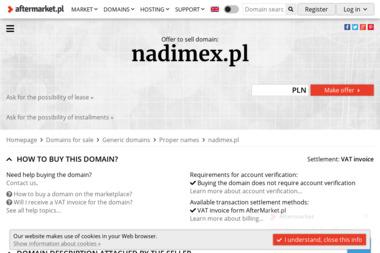 NADIMEX - Roboty ziemne Siedlce
