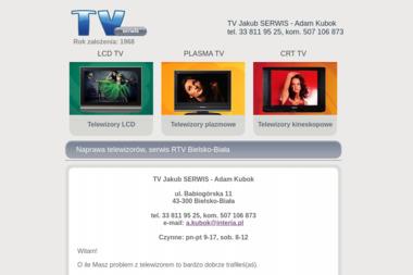 TV Jakub SERWIS - Naprawa telewizorów Bielsko-Biała