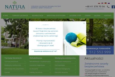 Natura - Sanatoria, uzdrowiska Busko-Zdrój