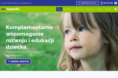 NEOLOGOPEDIA - Poradnia Psychologiczna Łódź