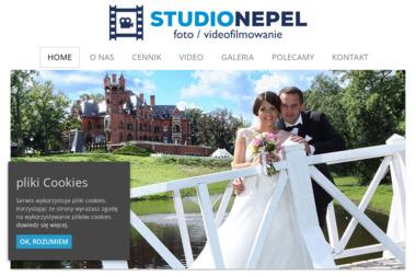 Studio Filmowe NEPEL - Wideofilmowanie Pniewy
