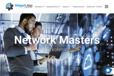 Network Masters - Kursy zawodowe Warszawa