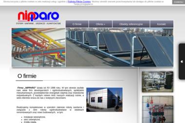 NIPPARO - Kolektory słoneczne Toruń