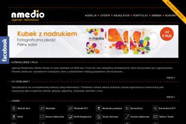 Agencja Reklamowa nMedio - Ulotki Lublin