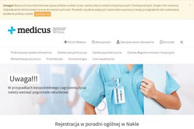 NZOZ Medicus - Masaż Nakło Nad Notecią