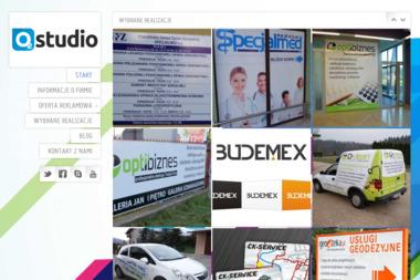 O2 STUDIO - Strony internetowe Raciechowice
