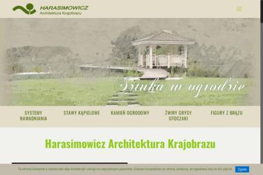 Harasimowicz Architektura Krajobrazu - Projektowanie ogrodów Łysomice