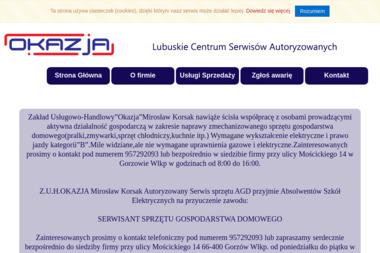 Okazja - Serwis Lodówek Gorzów Wielkopolski